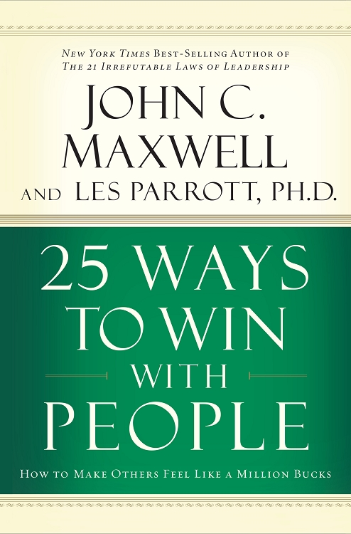 25 Way To Win With People [MP3-CD]