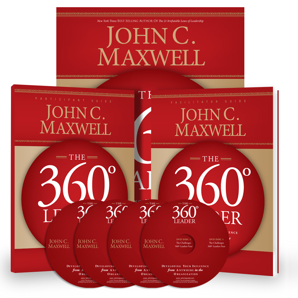 The 360 degree leader dvd training curriculum xflitez Images