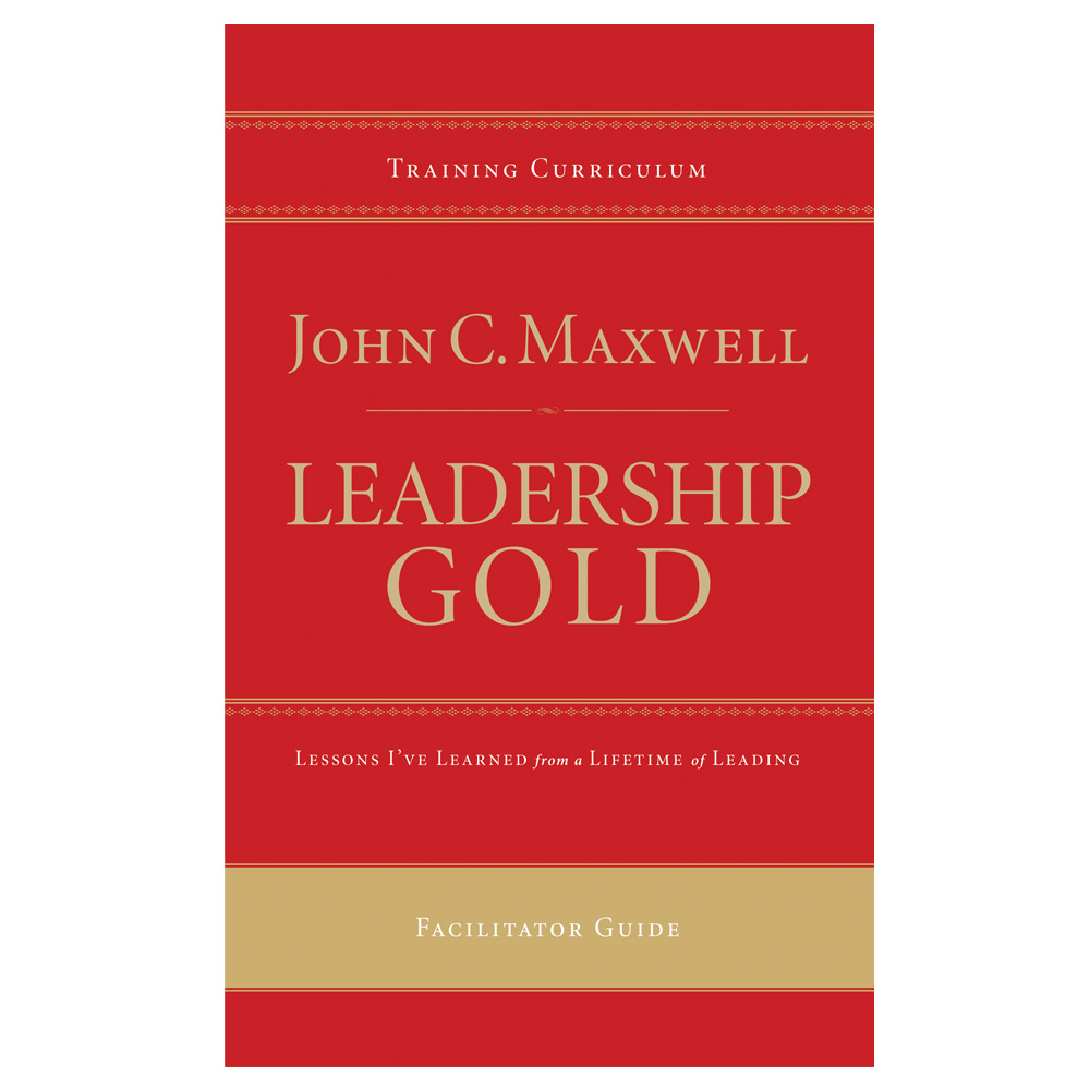 leadership gold Leadership gold: lessons i've learned from a lifetime of leading - kindle edition by john c maxwell download it once and read it on your kindle device, pc, phones or tablets.