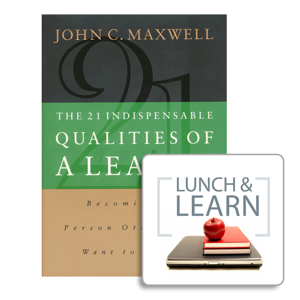 List of books by John C. Maxwell