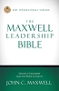 The Maxwell Leadership Bible - Hardcover [NIV]