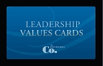 Leadership Values Cards - Qty. 12