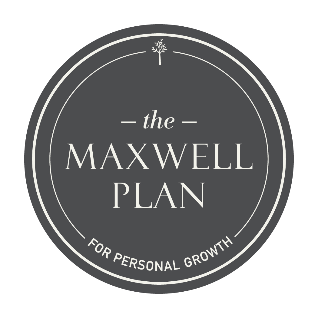 The maxwell plan for personal growth for Maxwell plan