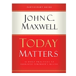 Today Matters Participant Guide