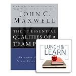 Lunch & Learn - The 17 Essential Qualities of a Team Player [Digital-PDF]