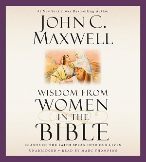 Wisdom from Women in the Bible [CD]