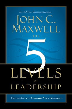 5 Levels of Leadership [CD]