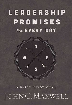 Leadership Promises for Every Day (Leather)
