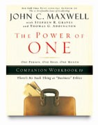 The Power of One Workbook