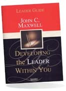 Developing the Leader Within You Facilitator Guide