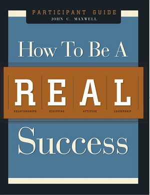 How to Be a REAL Success Facilitator Guide