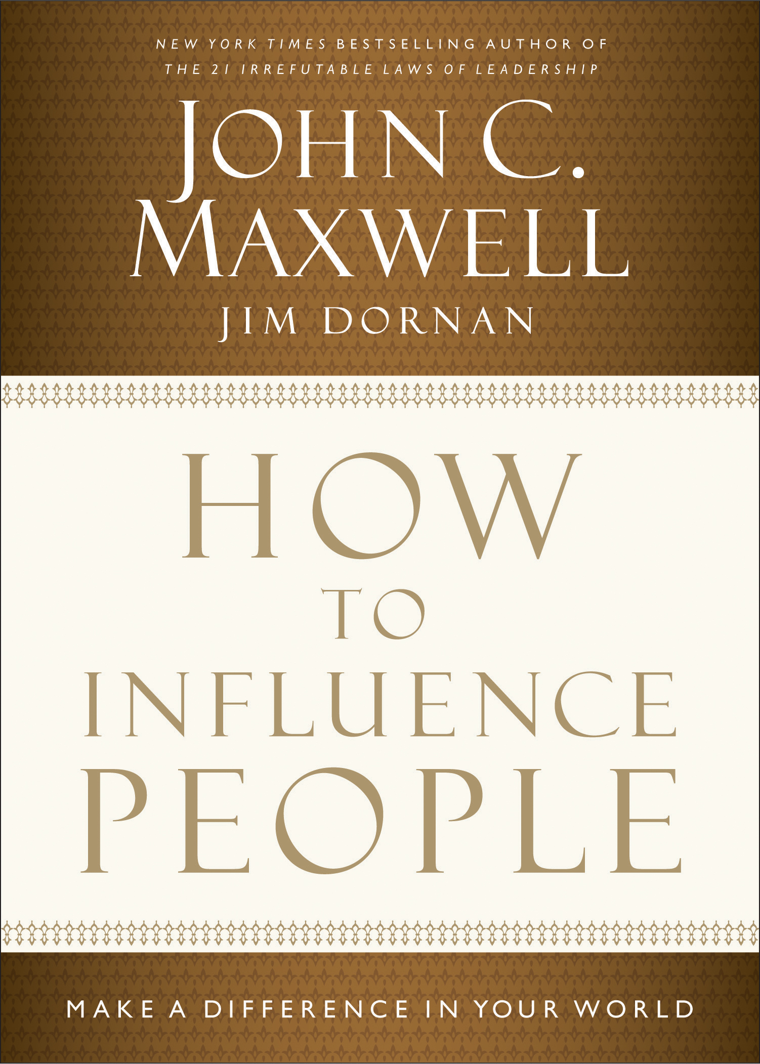 How to influence people 77