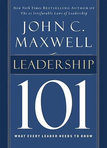 Leadership 101 [MP3-CD]