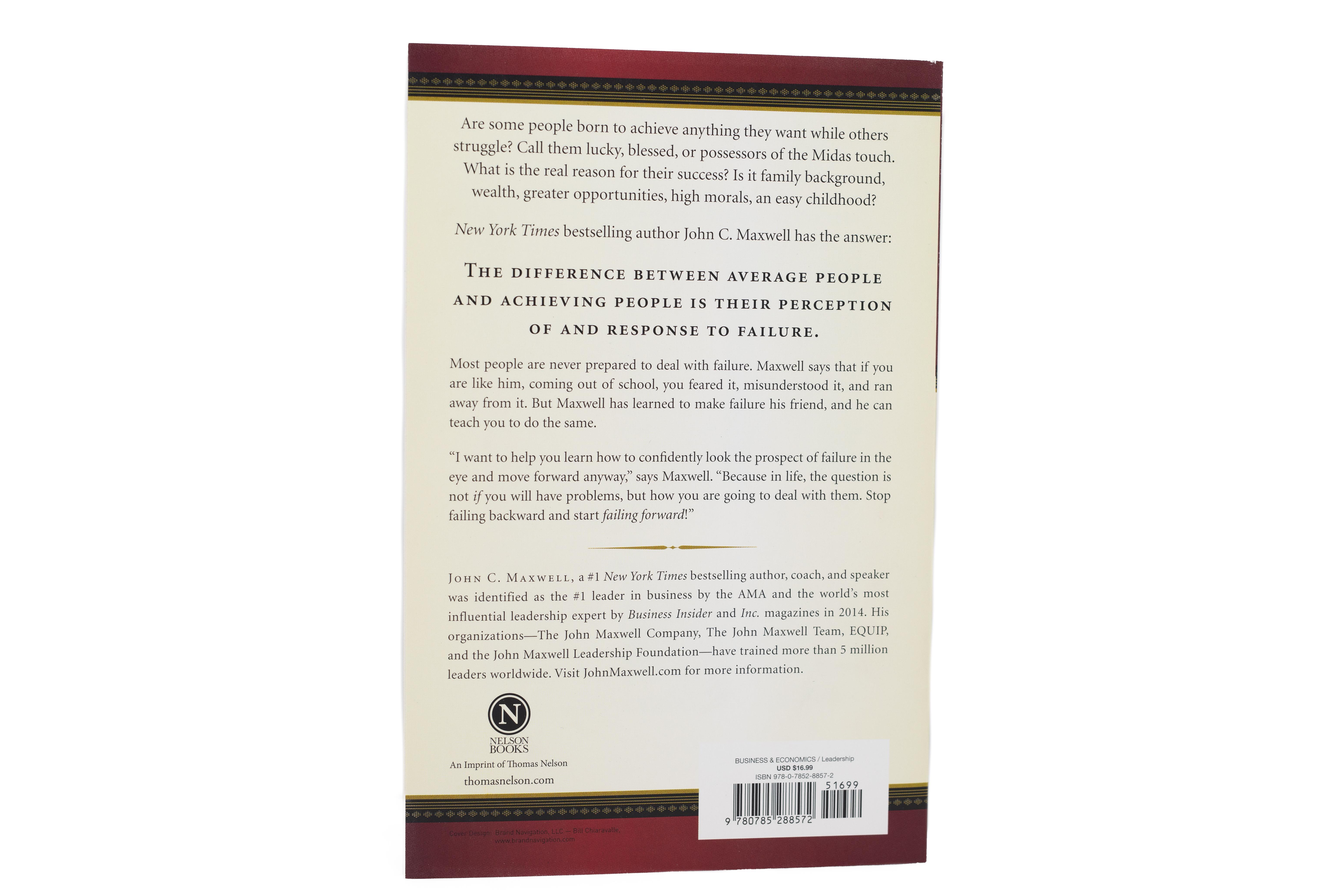 Failing Forward [Paperback]