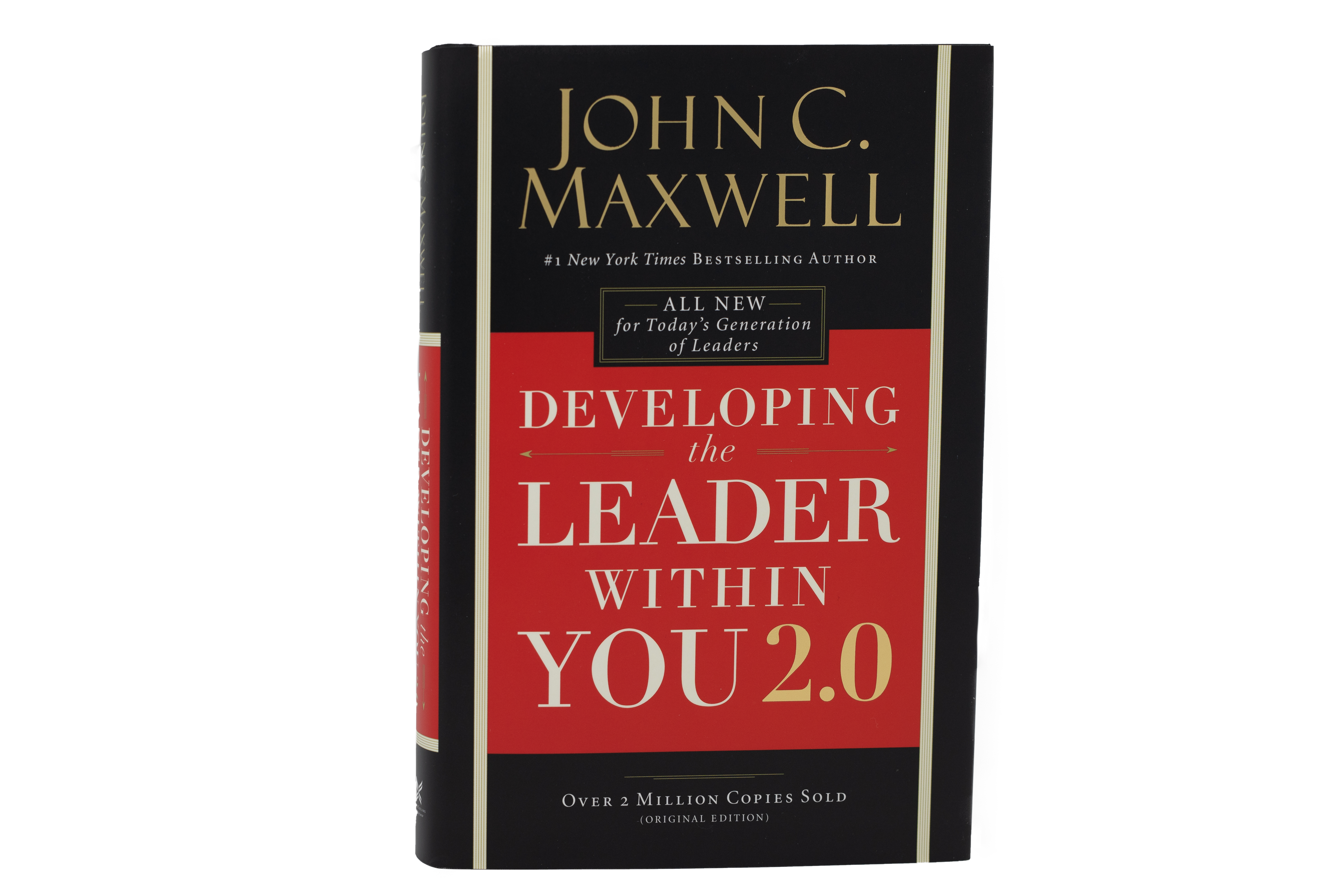 Developing the Leader Within You 2.0 - [Hardcover]