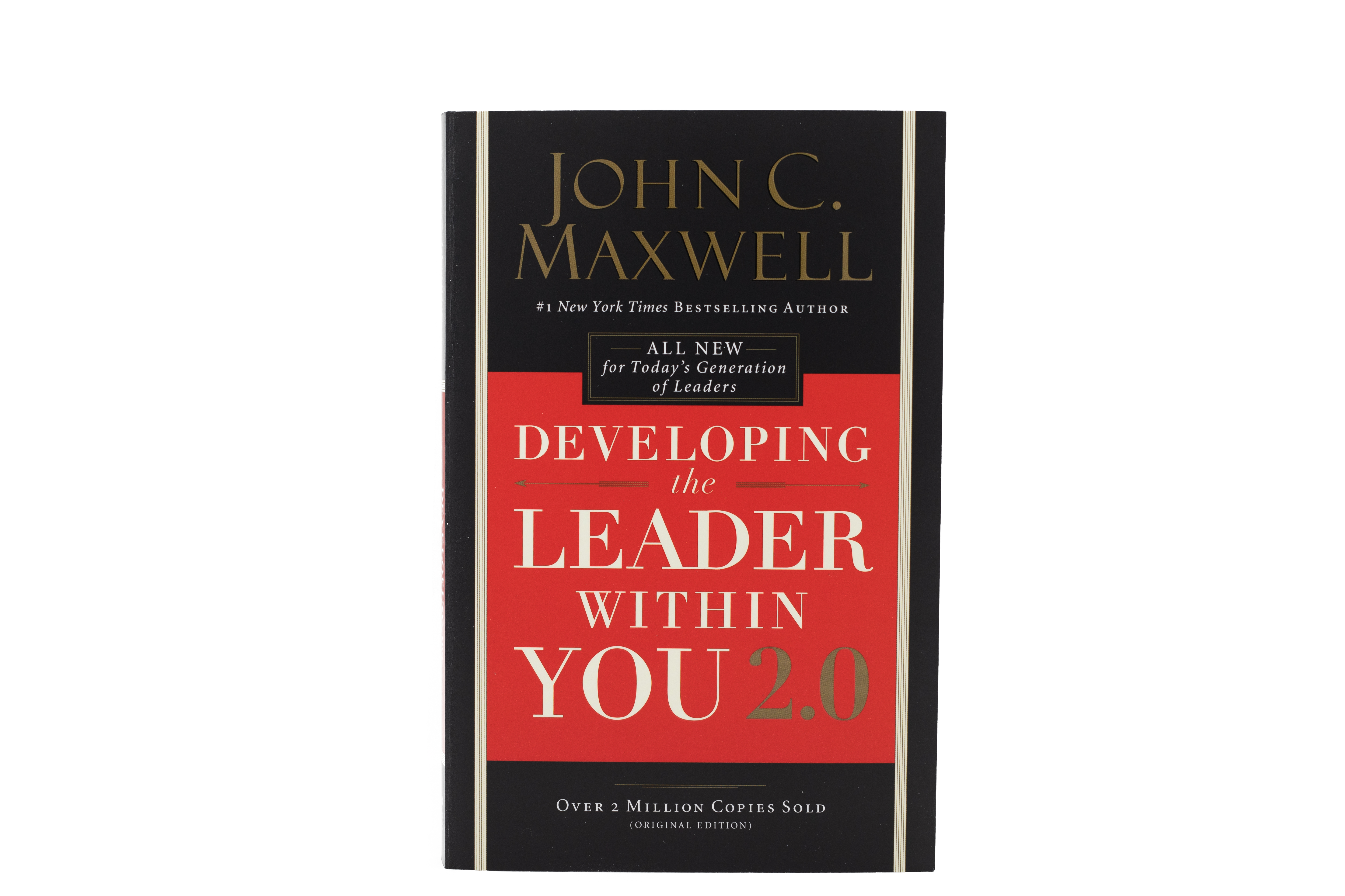 Developing the Leader Within You 2.0 - Paperback