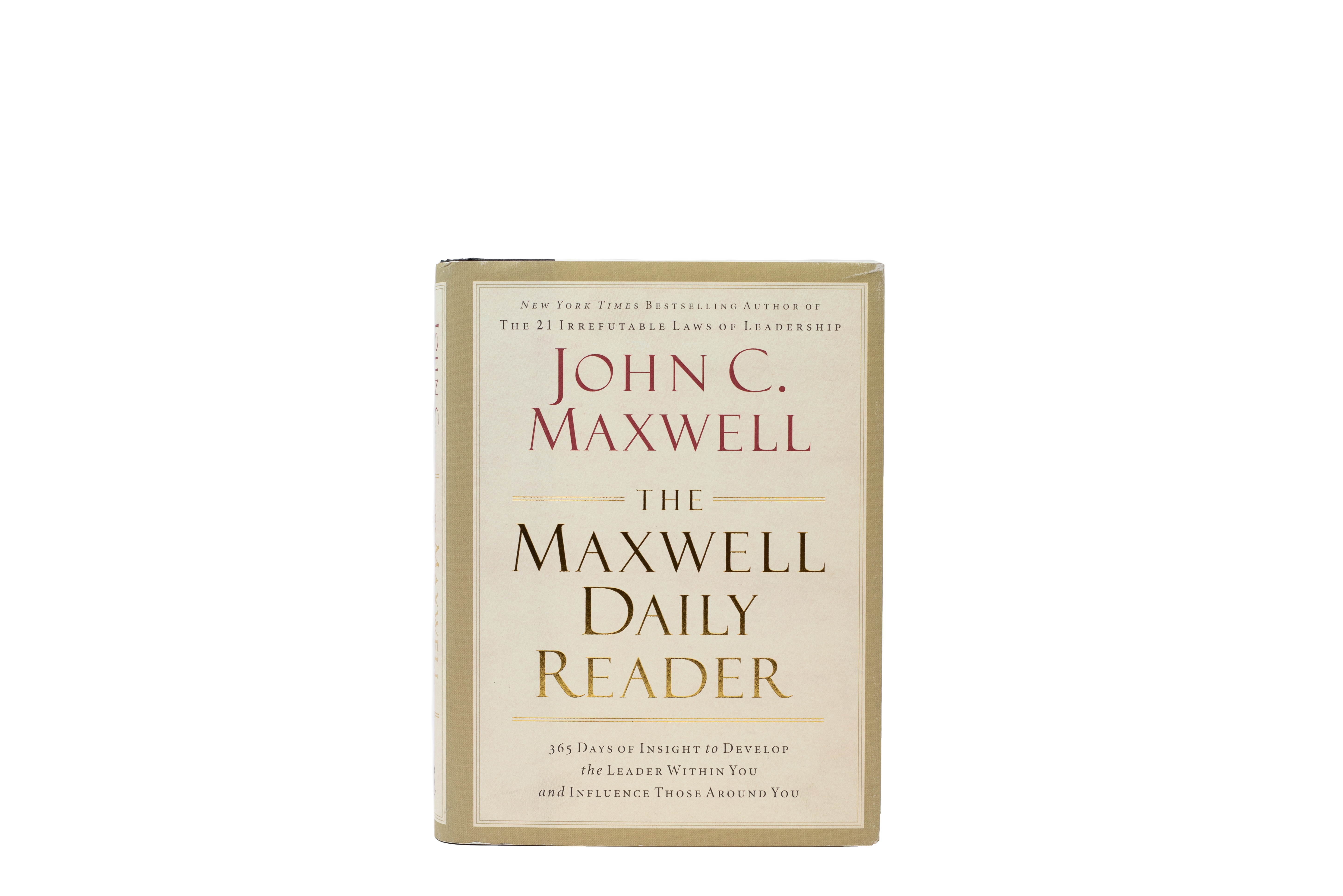 Maxwell Daily Reader [Hardcover]