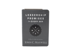 Leadership Promises for Every Day [Leather]