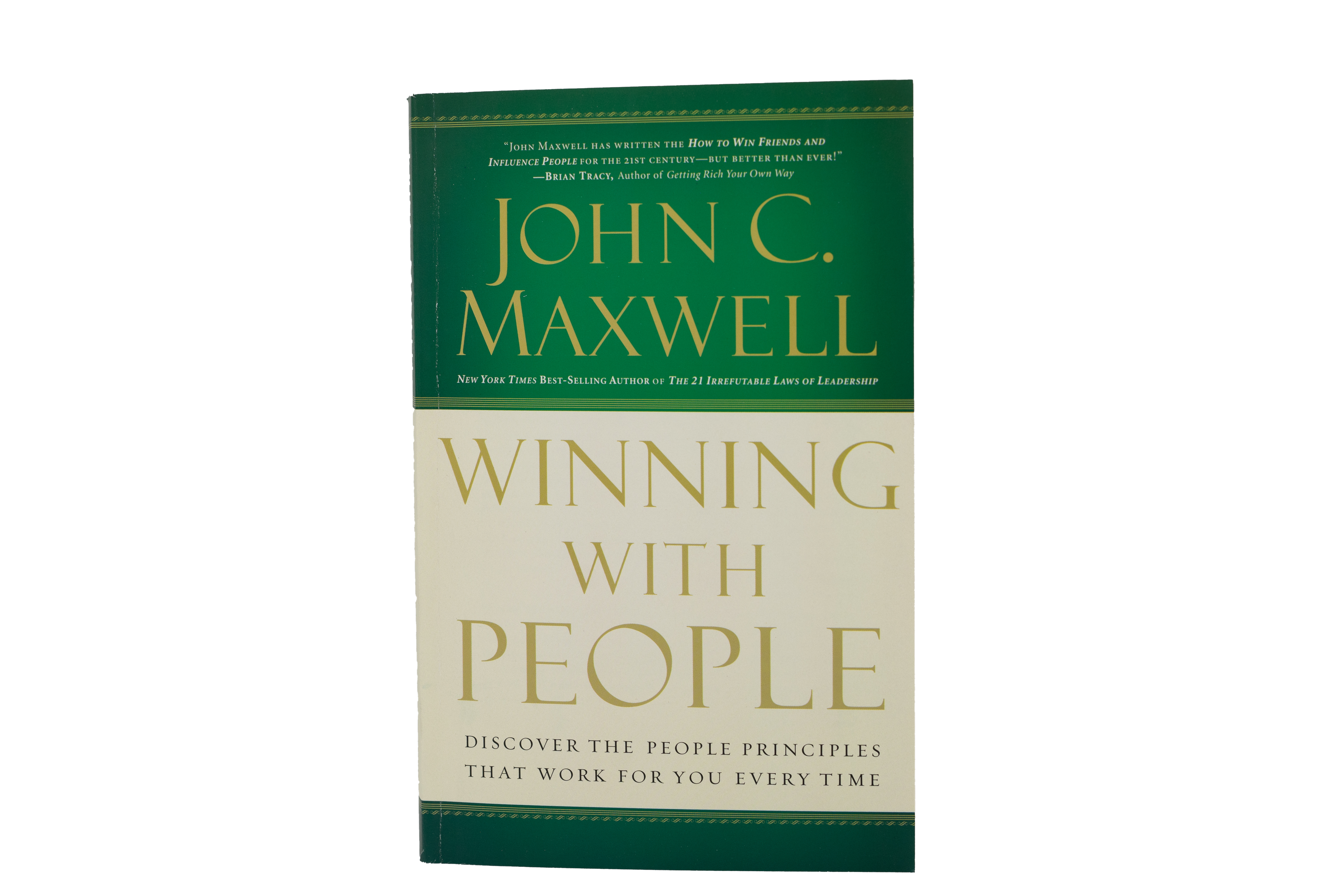 Winning With People [Paperback]