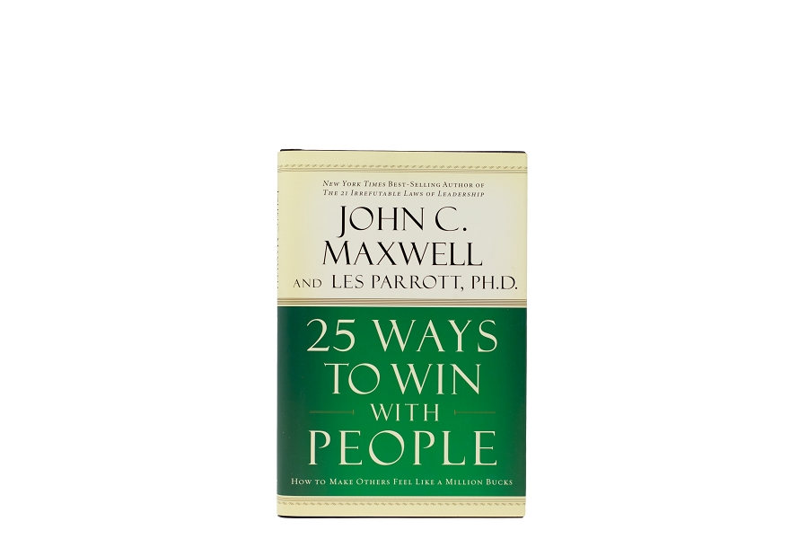 25 Ways to Win With People [Hardcover]