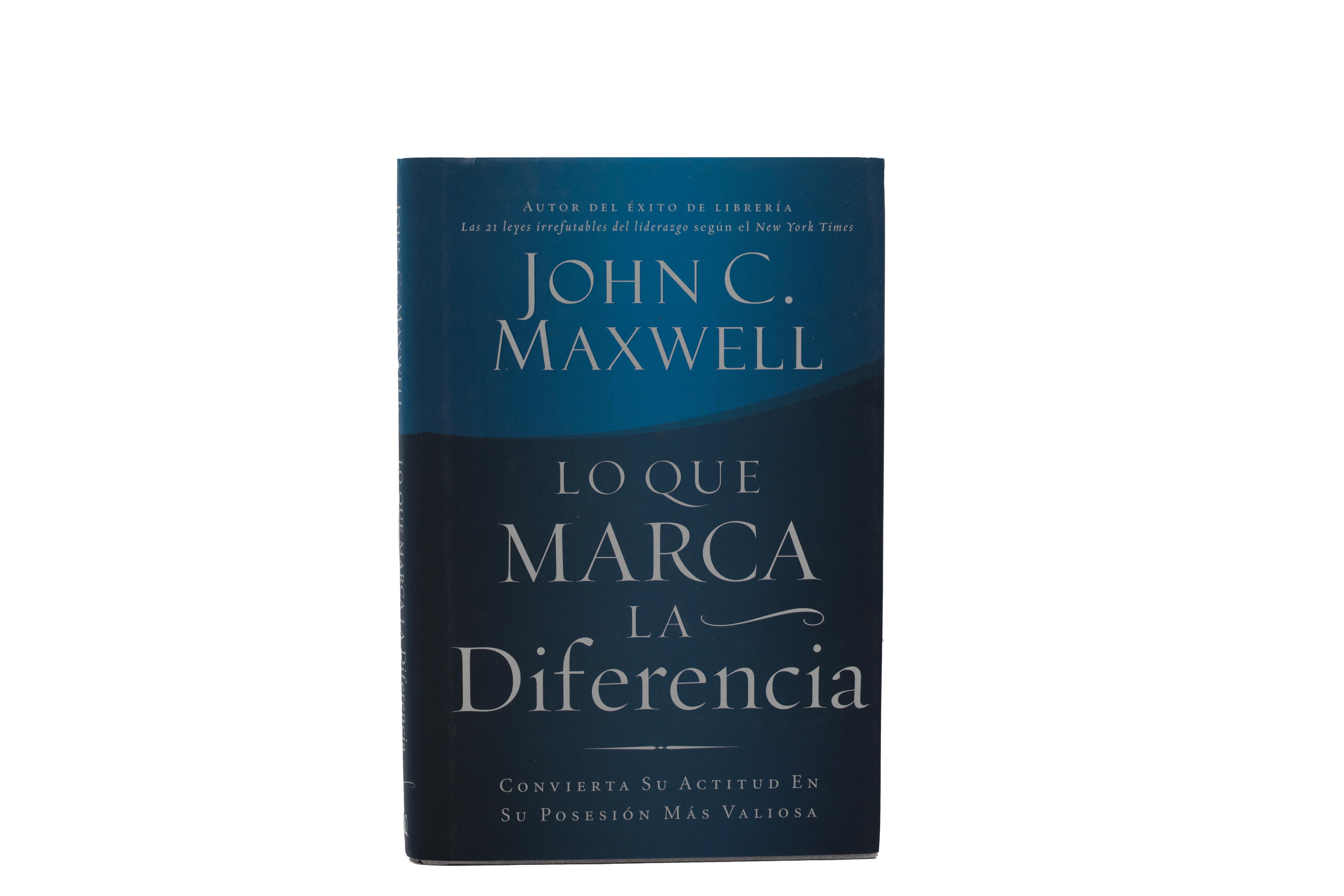 the latest c030e 3727e Lo Que Marca La Diferencia [Hardback]