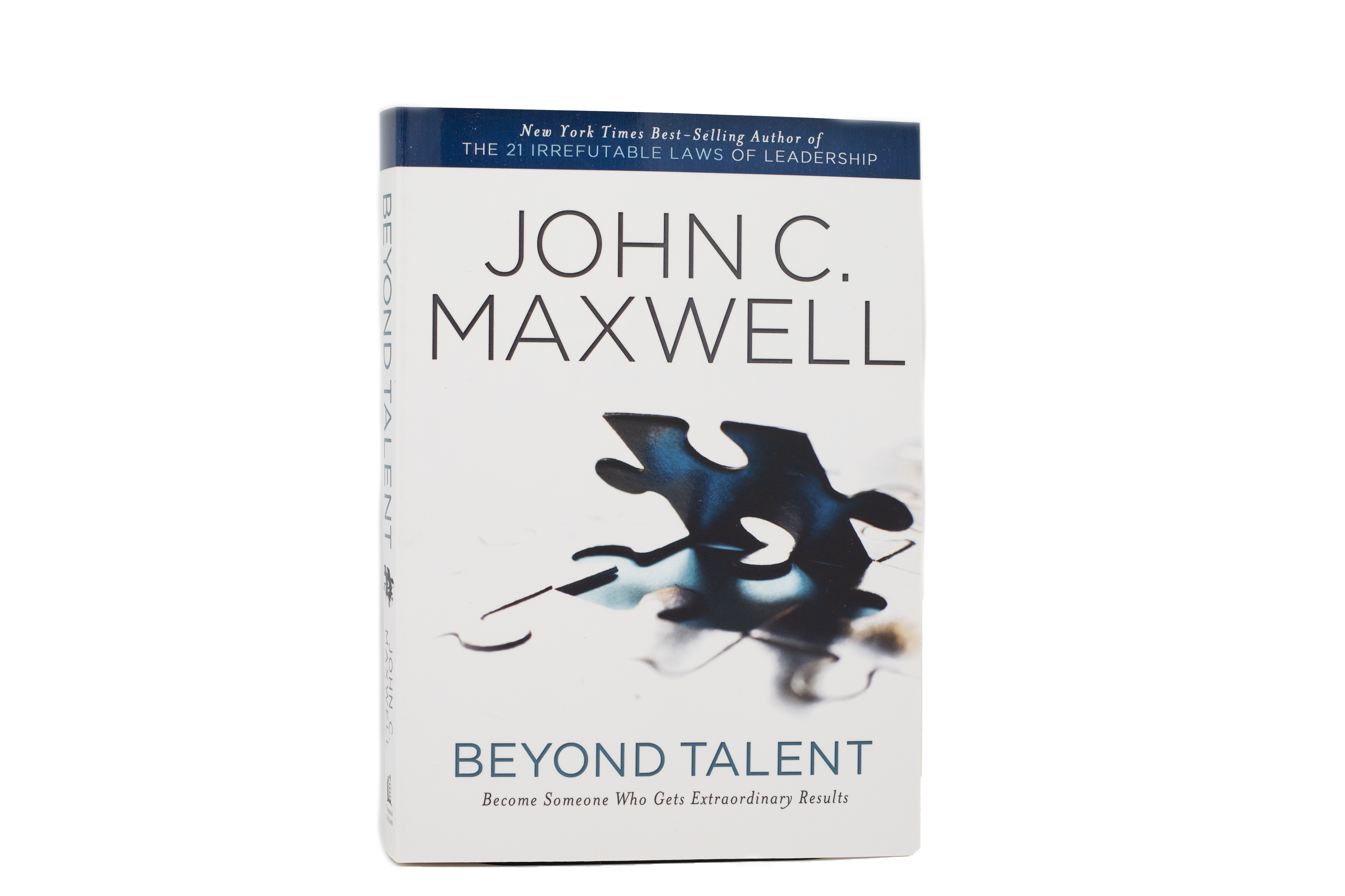 Beyond Talent [Paperback] - Formerly Talent is Never Enough