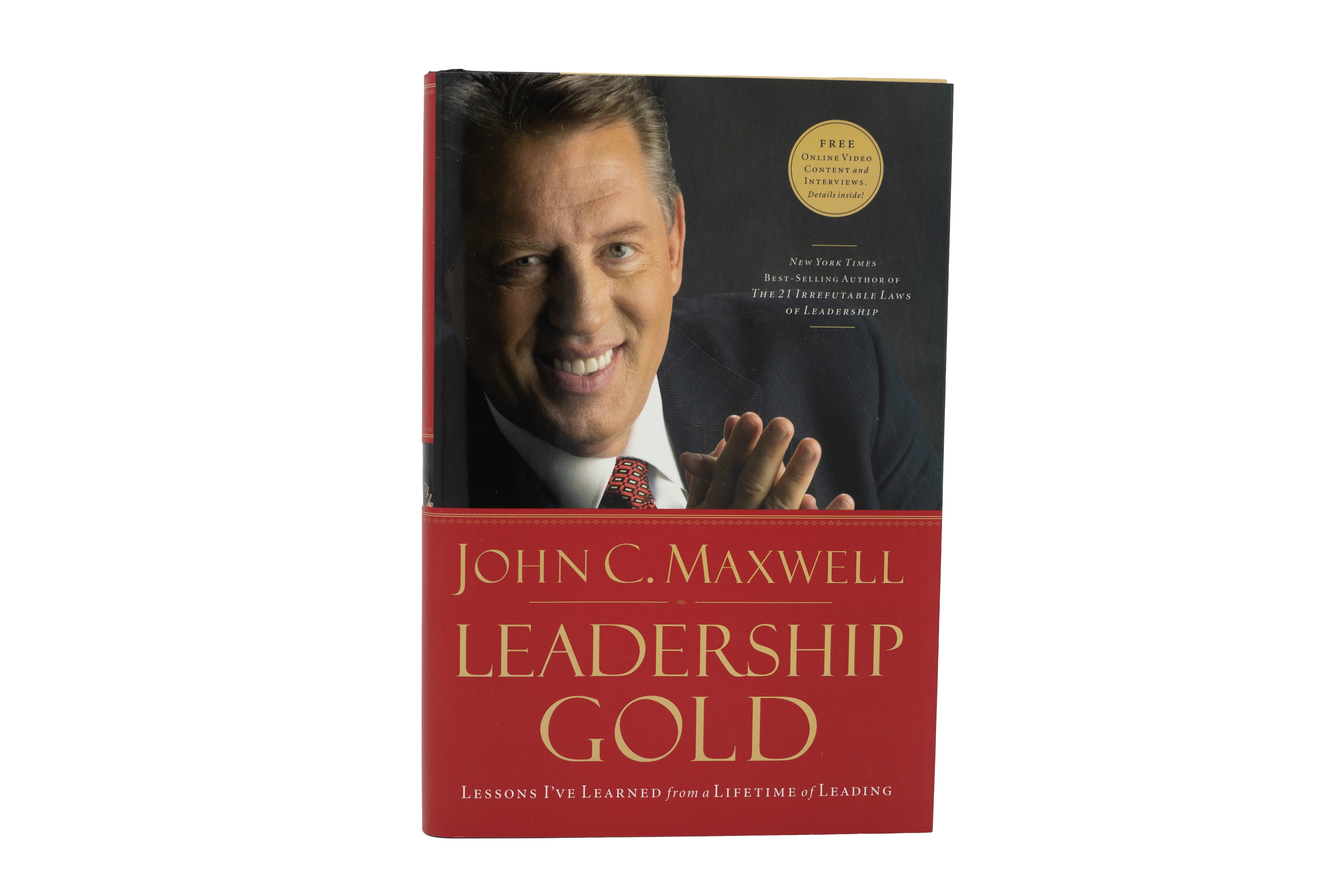 SIGNED - Leadership Gold [Hardcover]