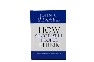 CASE: How Successful People Think [Case Qty 20]: Change Your Thinking, Change Your Life [Hardcover]
