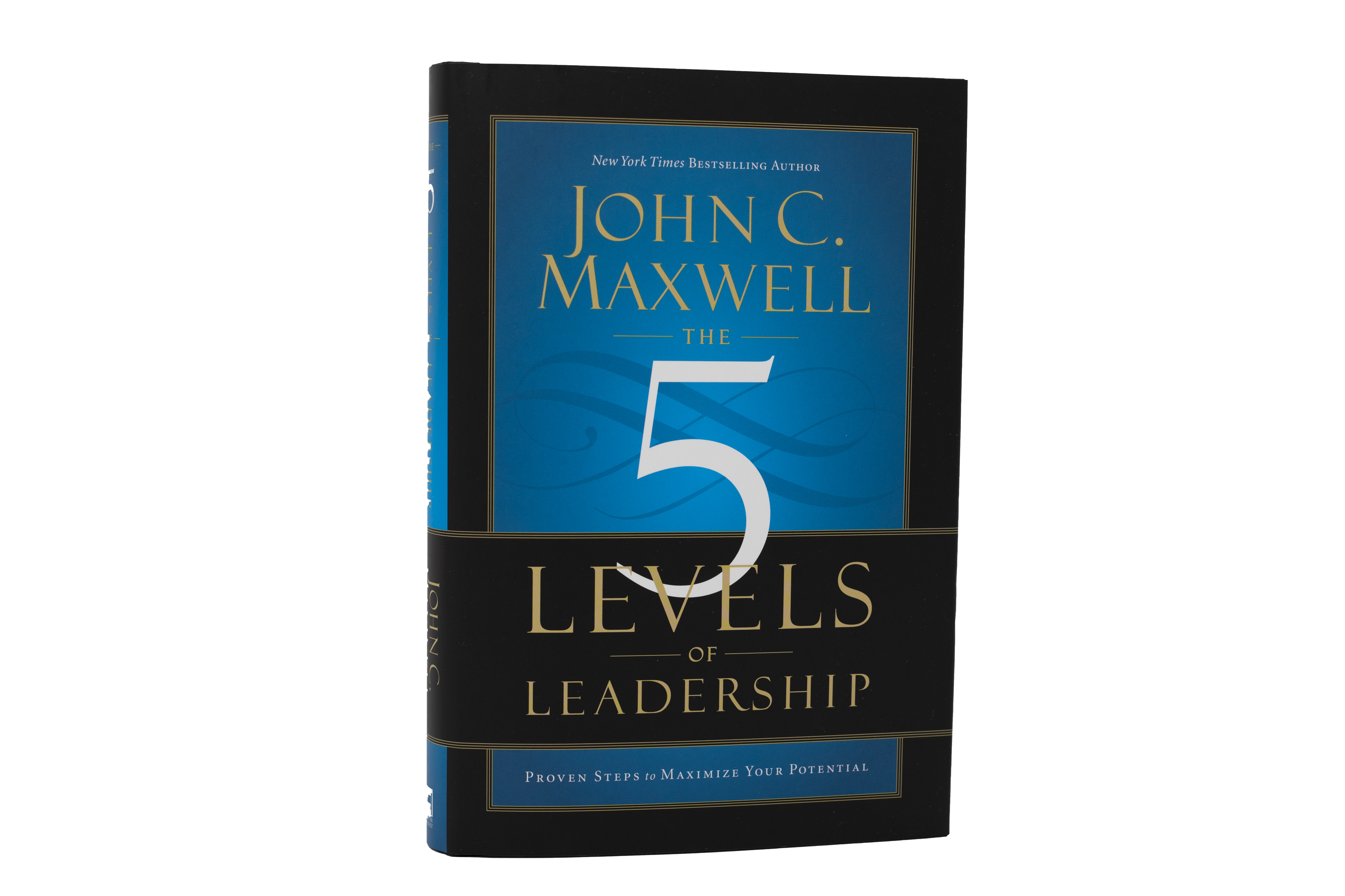 The 5 Levels of Leadership [Hardcover]