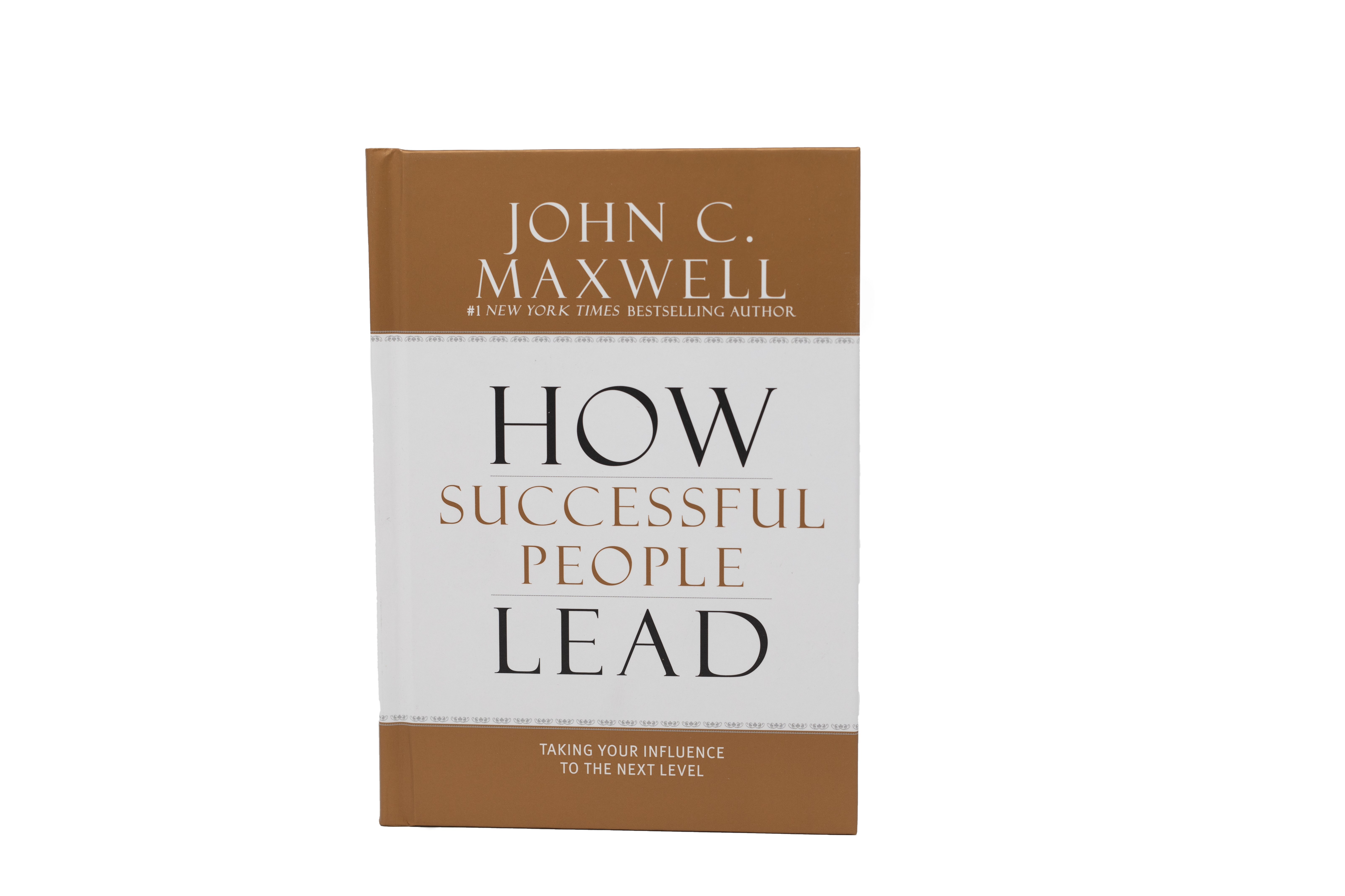 How Successful People Lead [Hardcover]