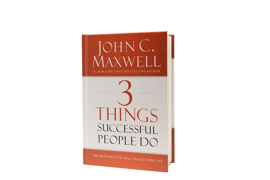 3 Things Successful People Do [Hardcover]