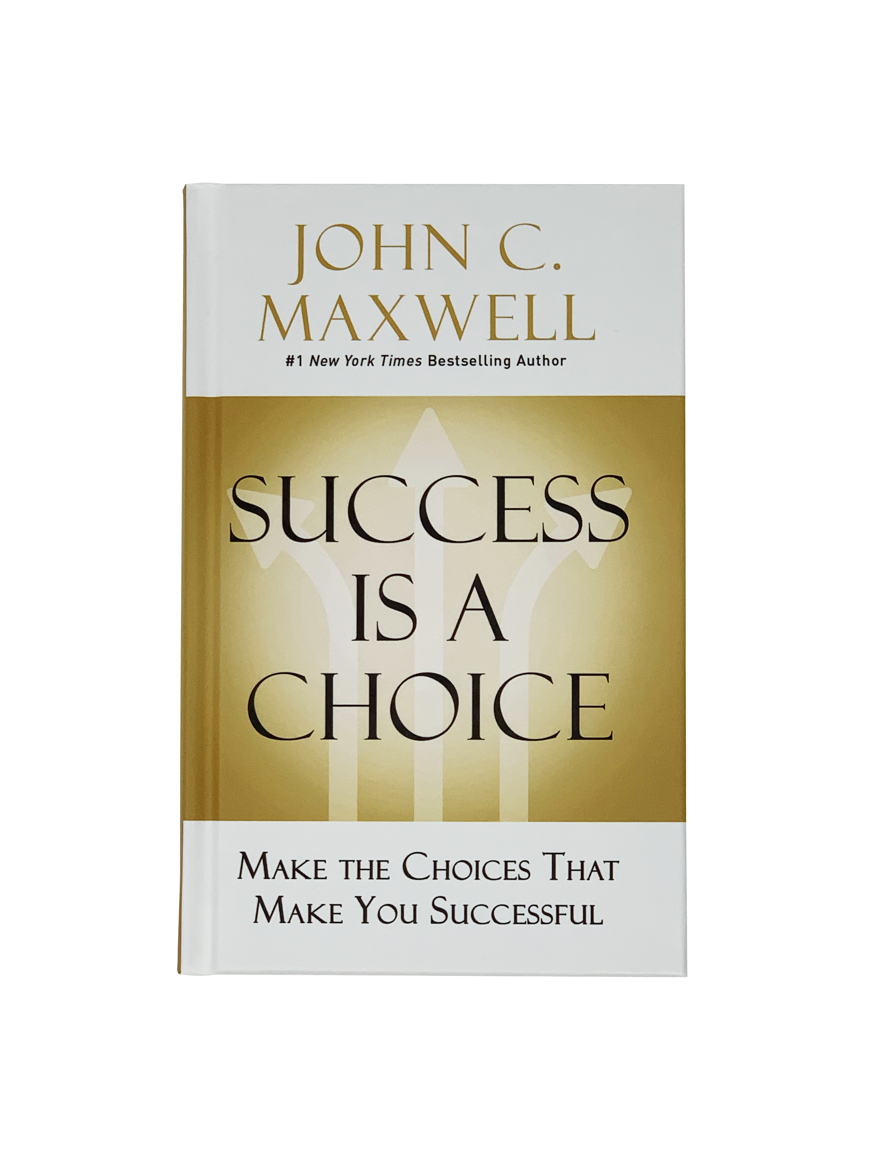 Success is a Choice - Make the Choices That Make You Successful [Hardcover]