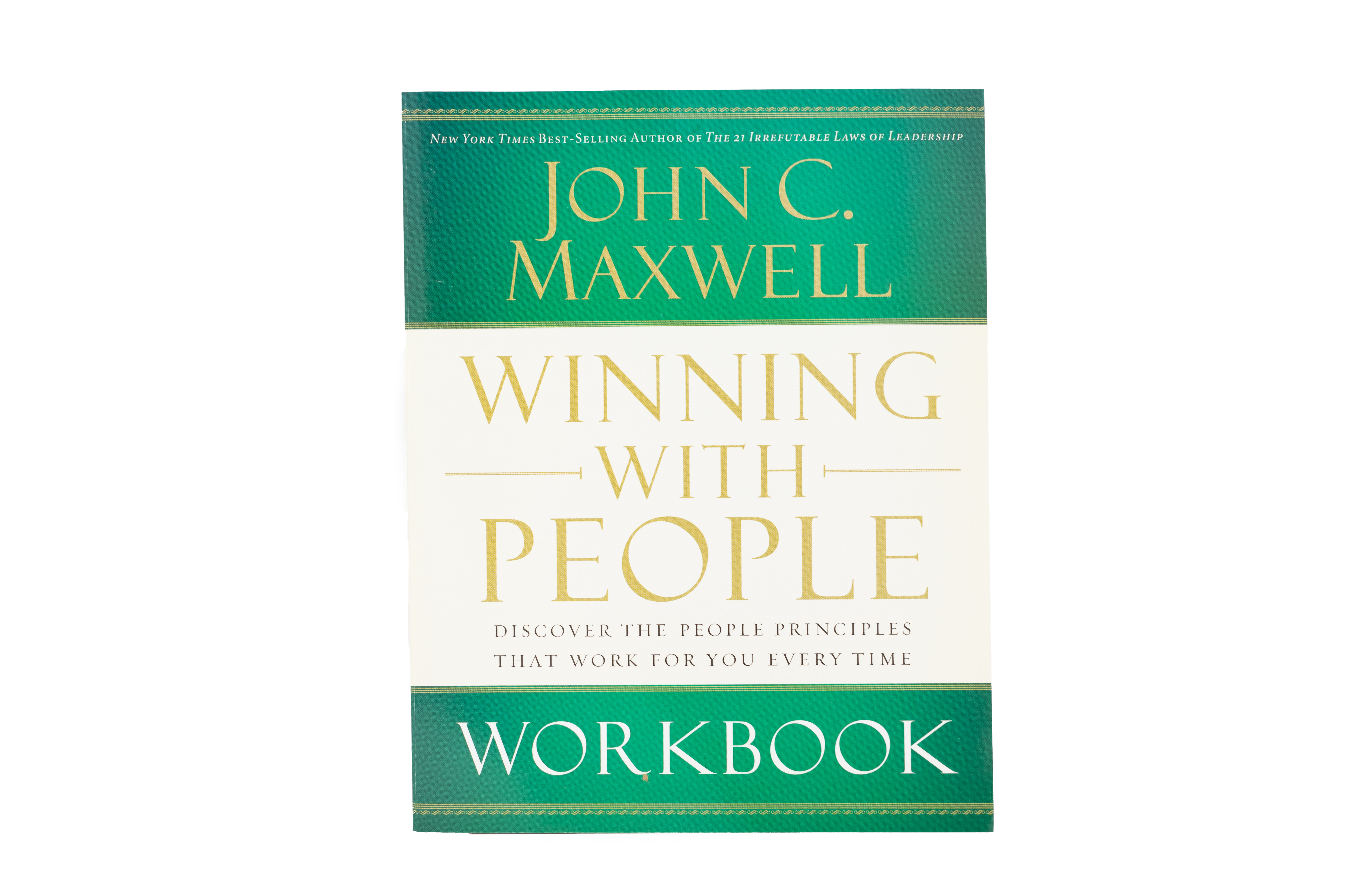 Workbook Winning With People