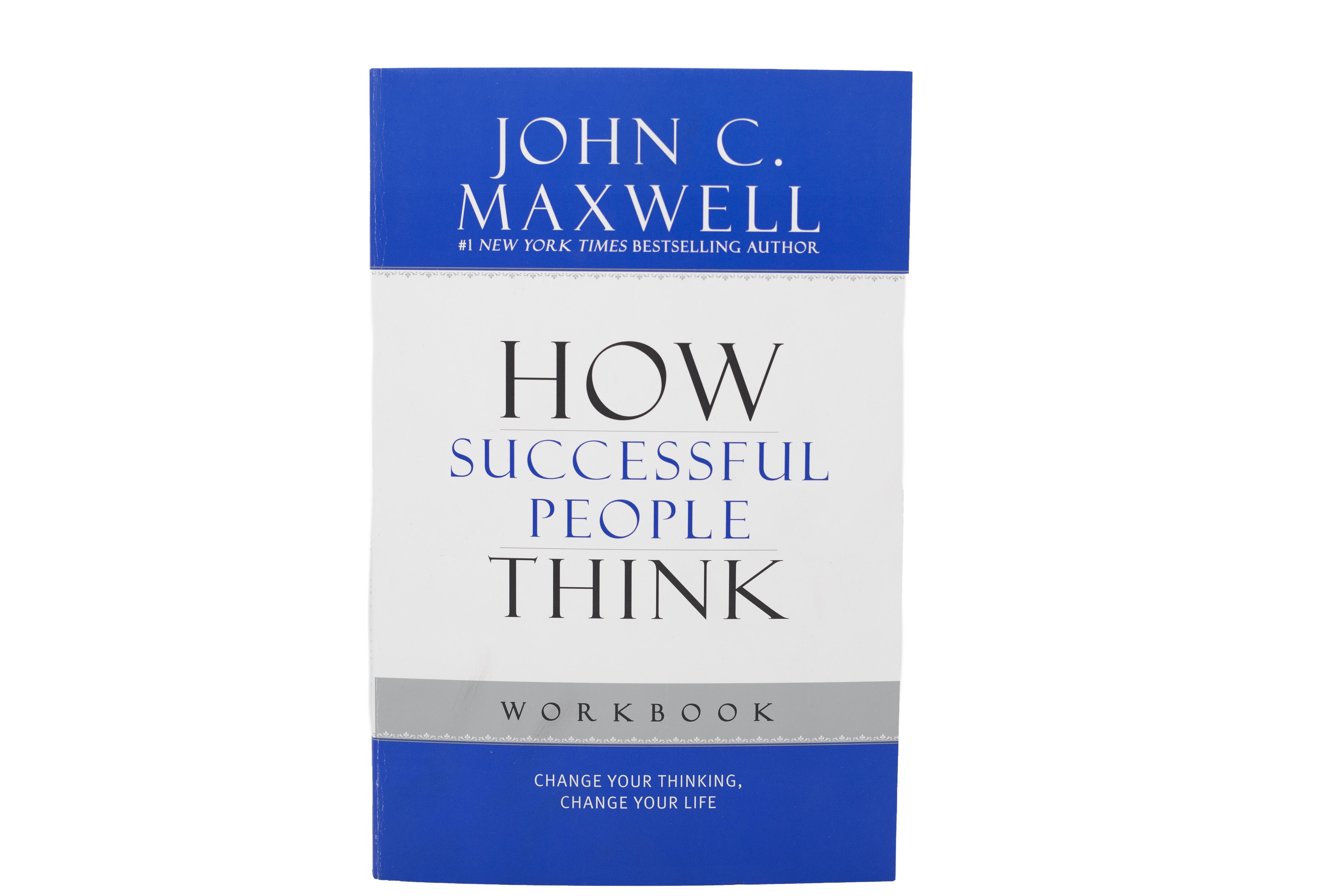 How Successful People Think Workbook [Paperback]