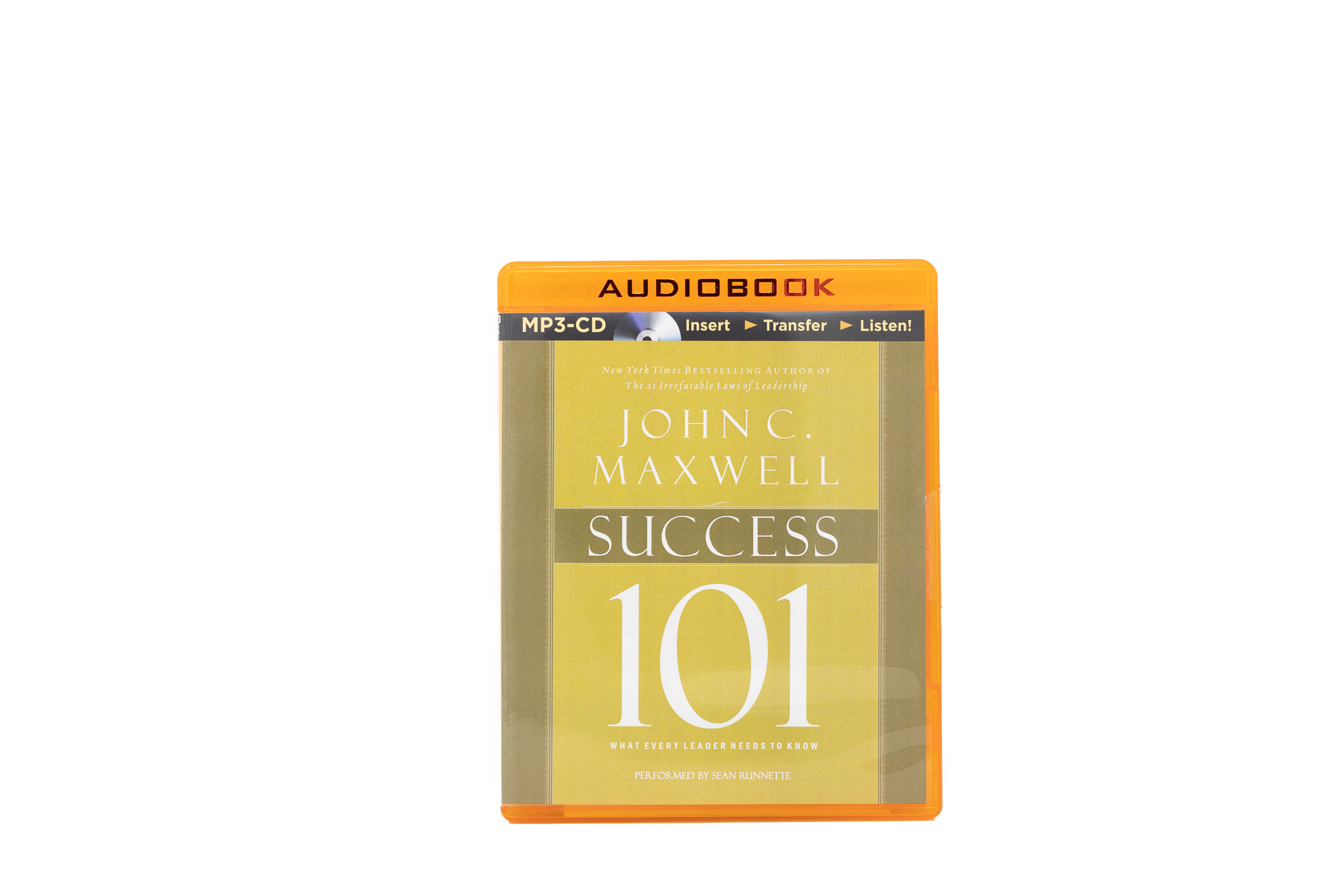 Success 101 [MP3-CD]