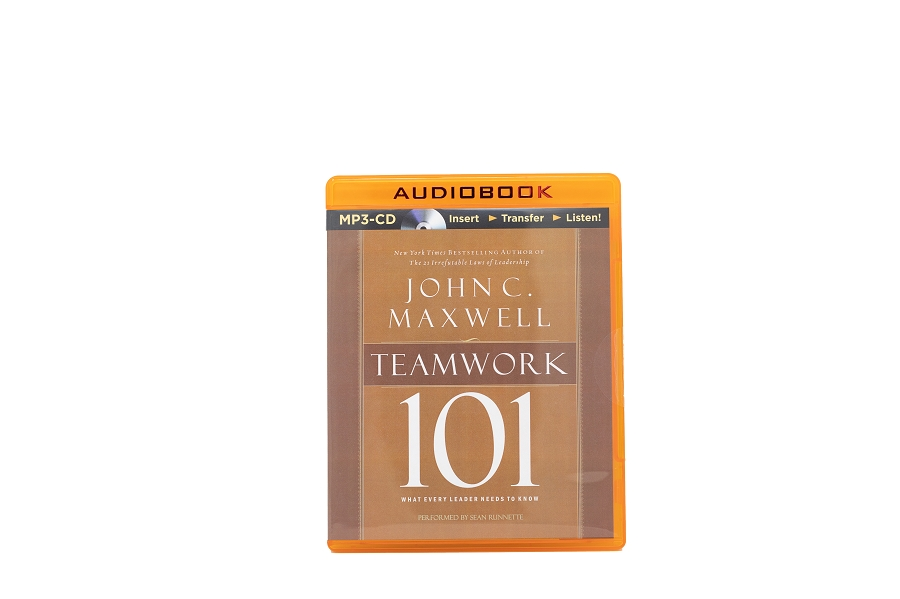 Teamwork 101 [MP3-CD]