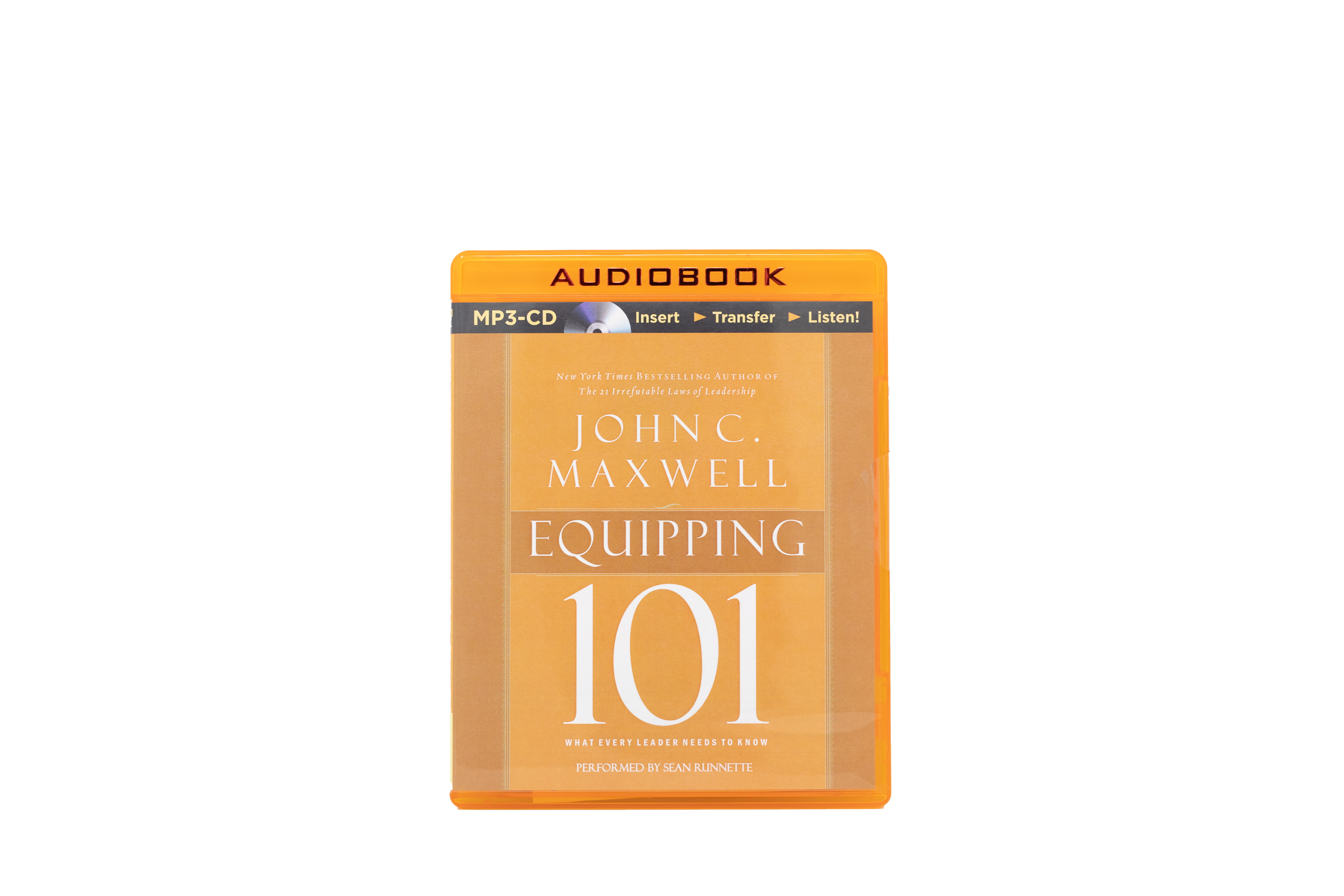 Equipping 101 [MP3-CD]