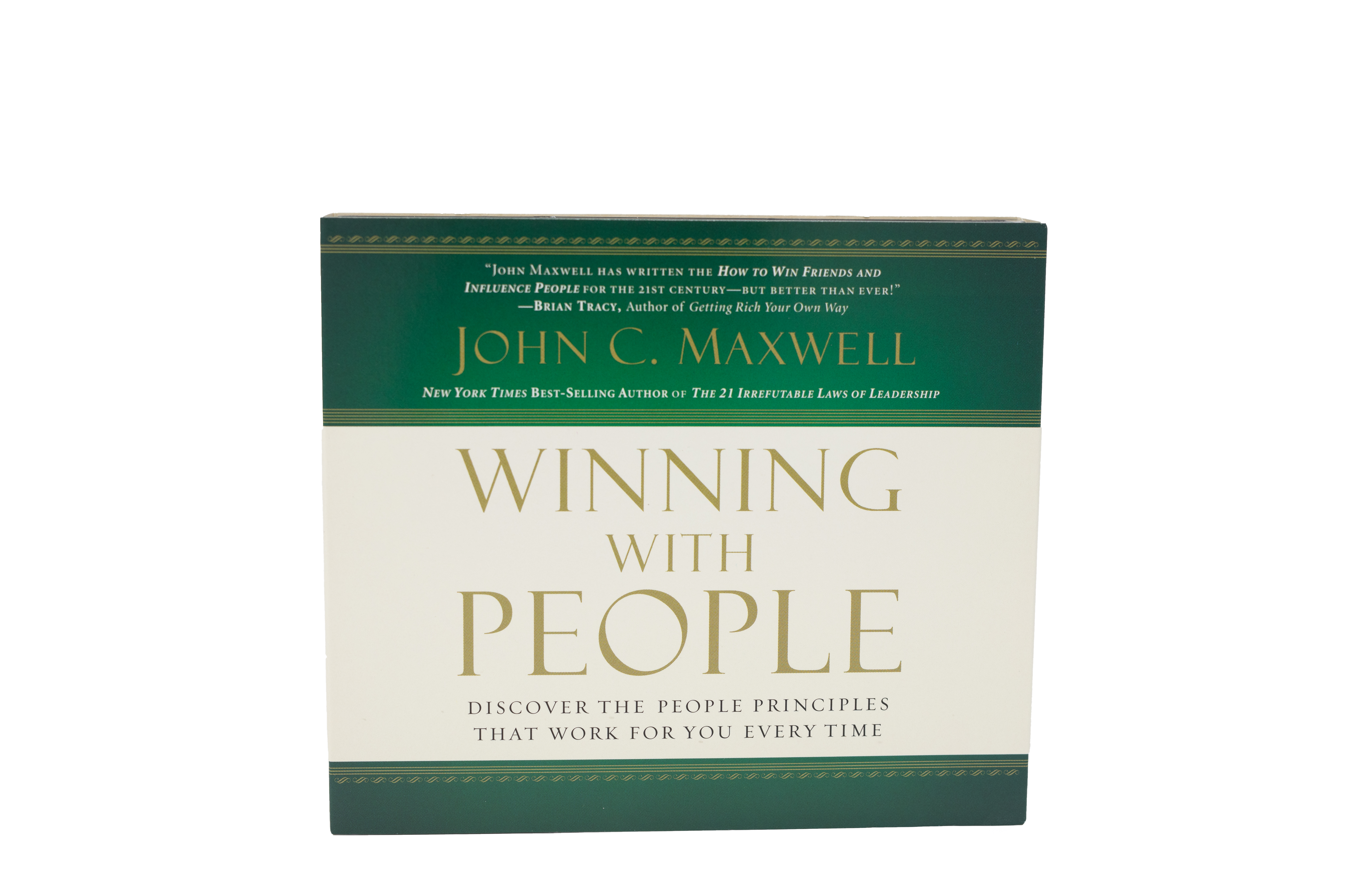 Winning With People [CD]