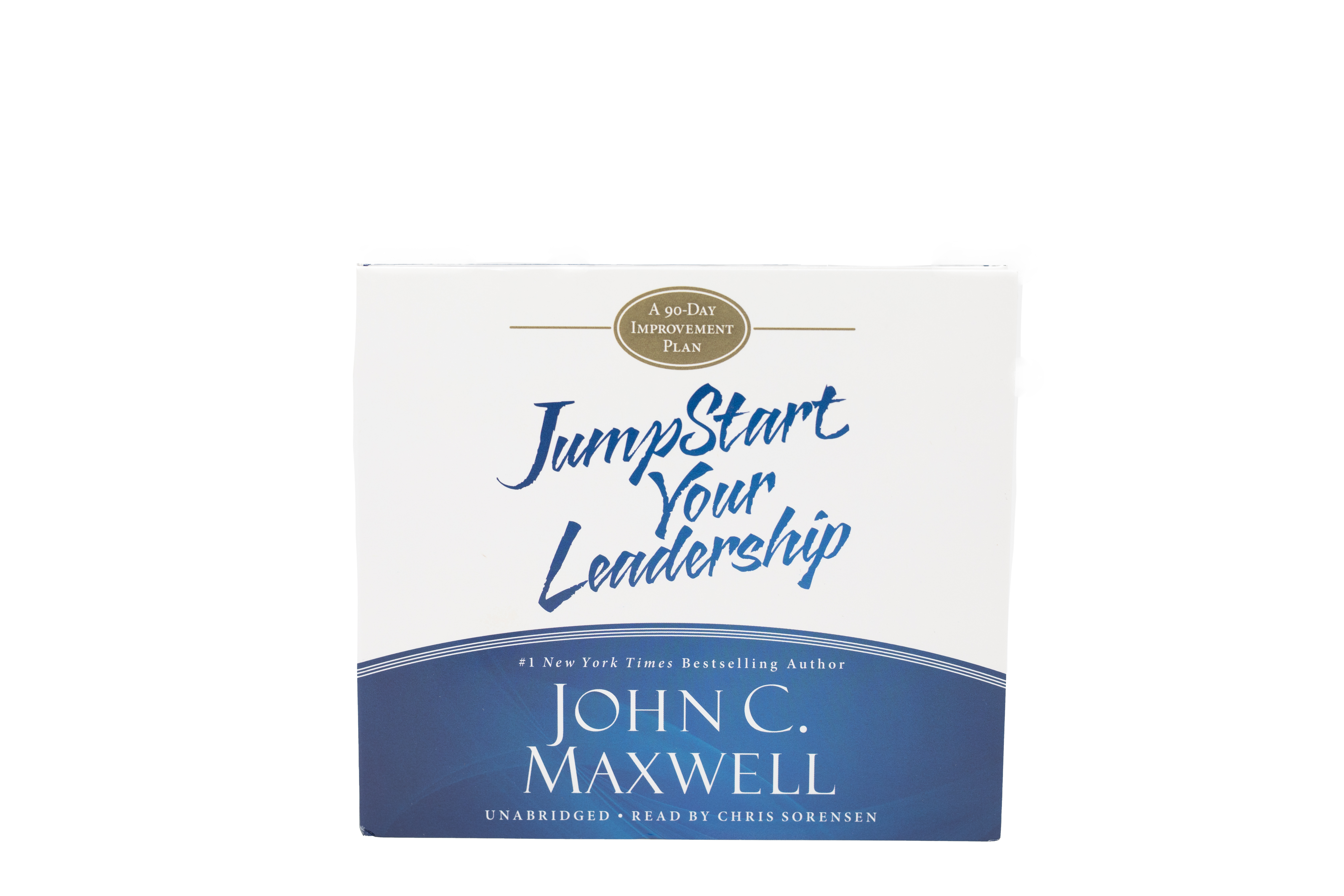 JumpStart Your Leadership Audio Book