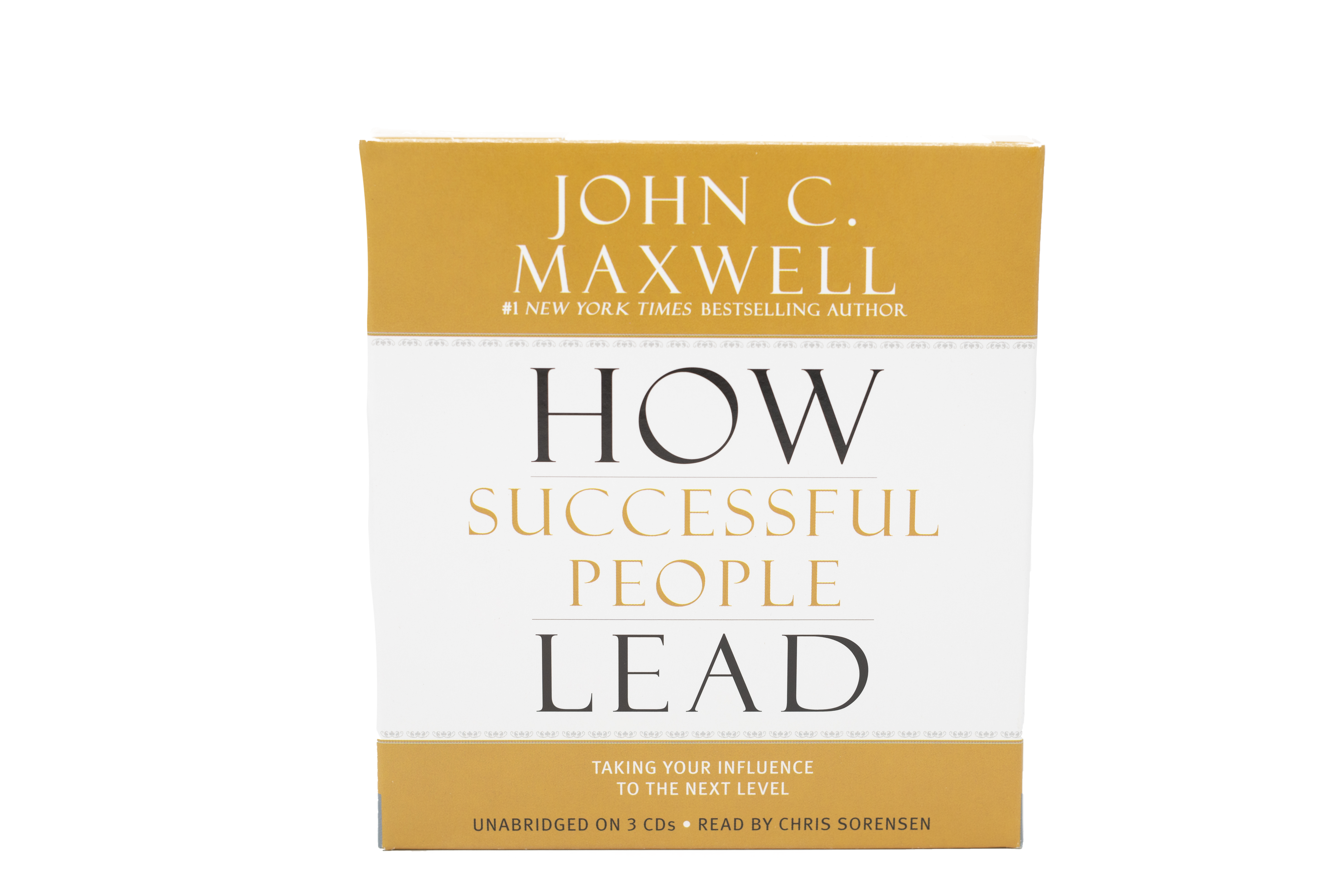 How Successful People Lead [CD]