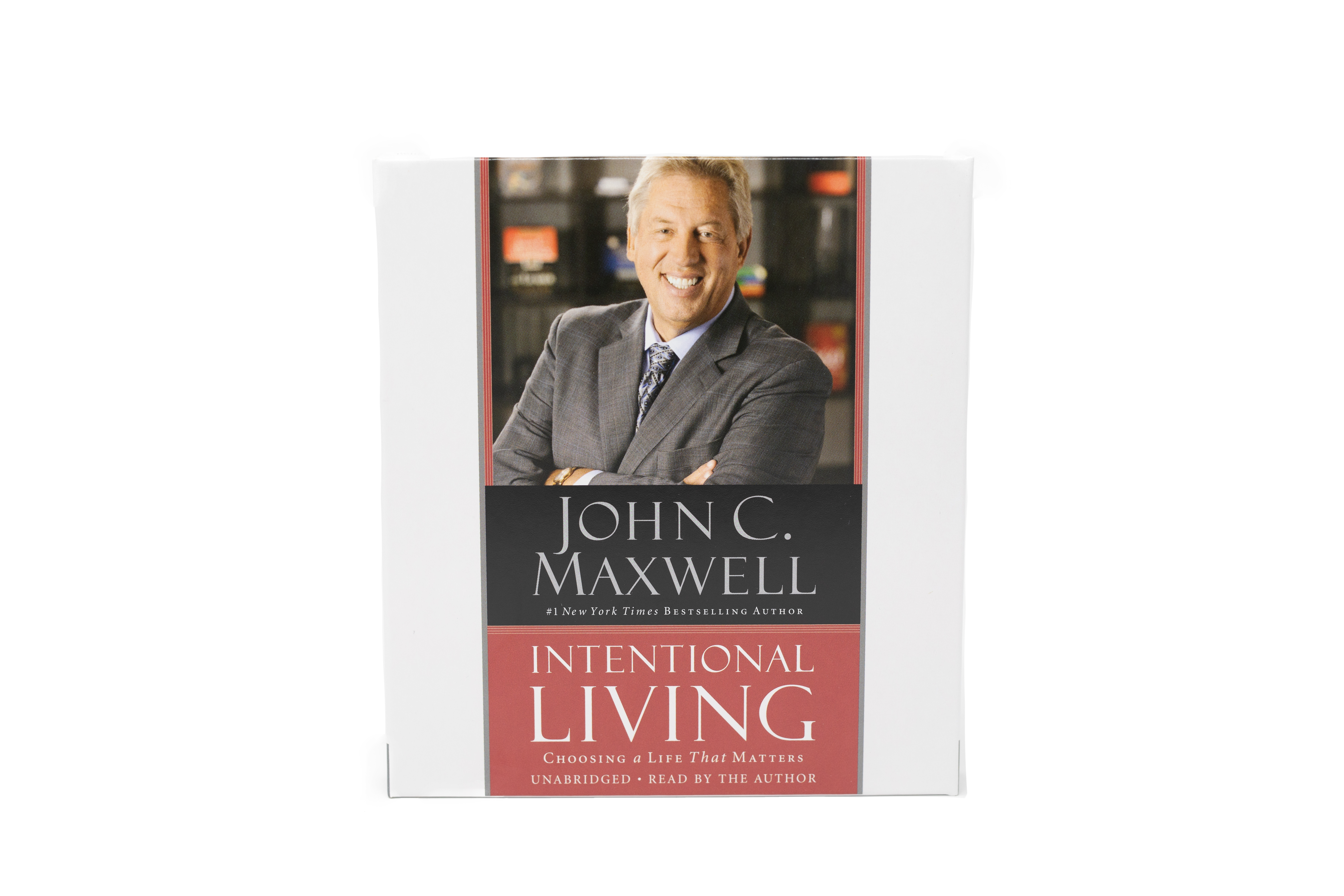 Intentional Living Audio Book
