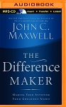 The Difference Maker [MP3-CD]