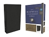 The Maxwell Leadership Bible - Black Leathersoft [NIV] - Third Edition