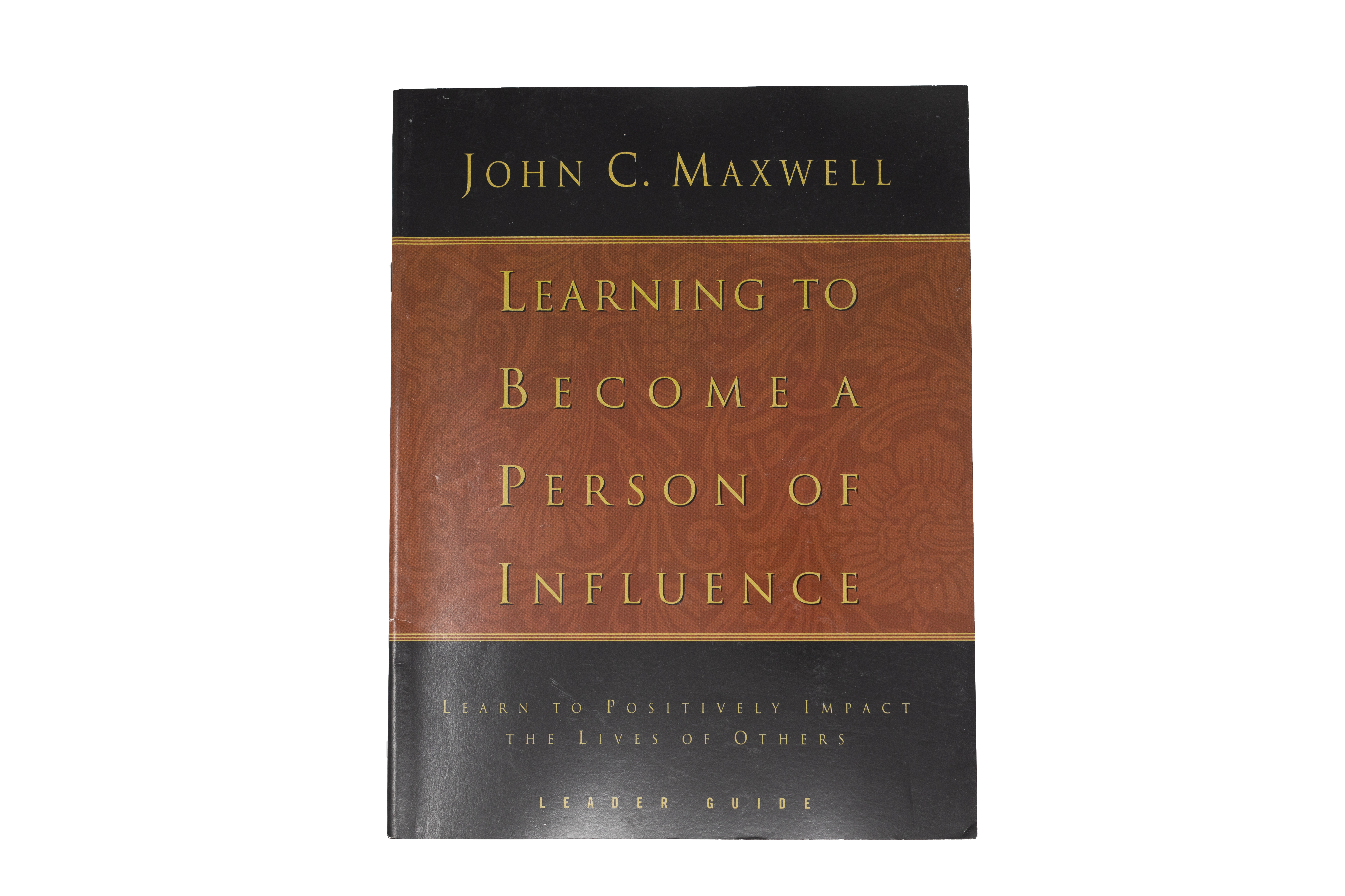 Becoming a Person of Influence Facilitator Guide
