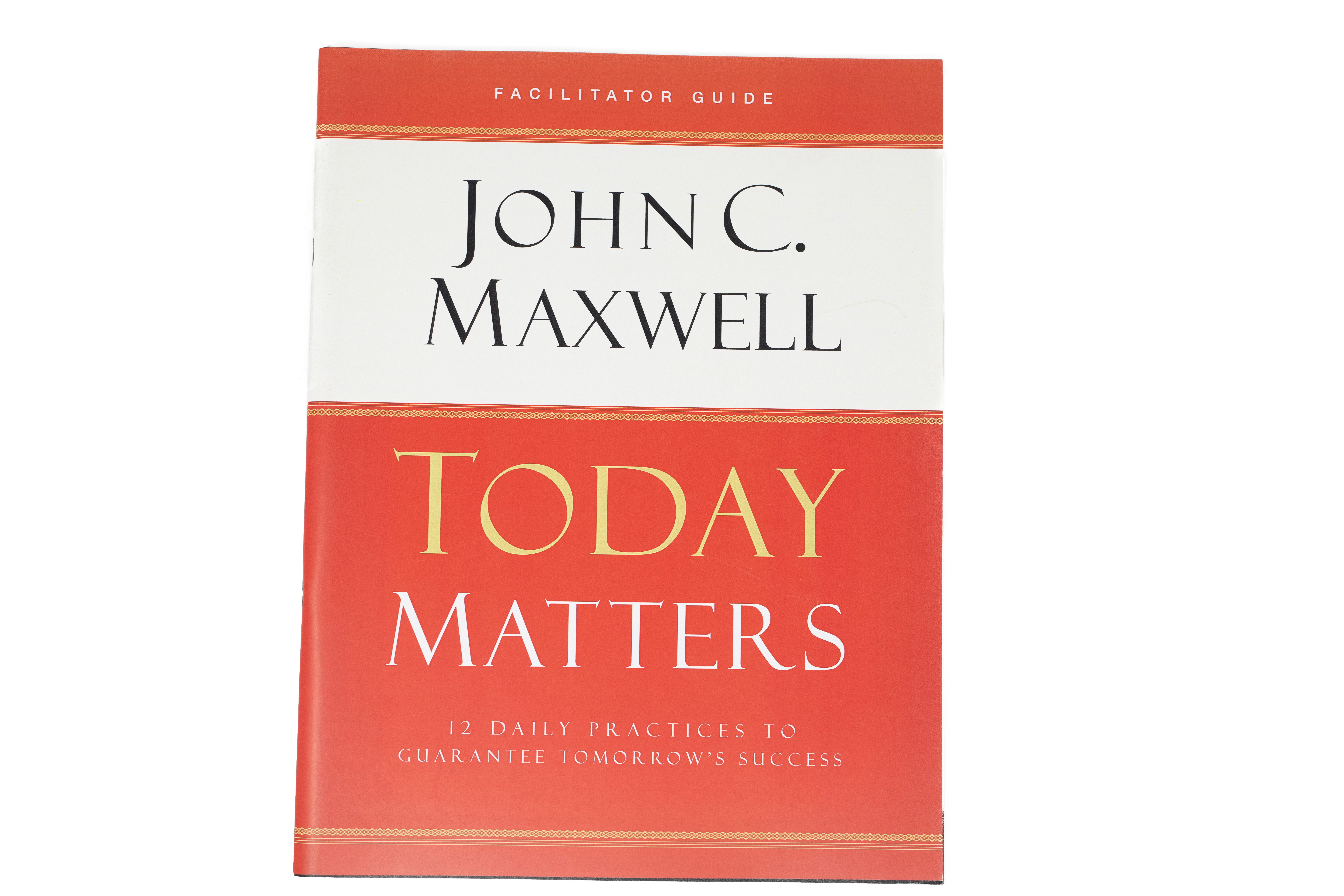 Today Matters Facilitator Guide