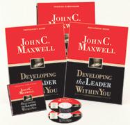 Developing the Leader Within You DVD Training Curriculum