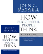 How Successful People Think Book and Workbook