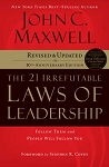 The 21 Irrefutable Laws of Leadership (10th Anniversary Edition) [MP3-CD]
