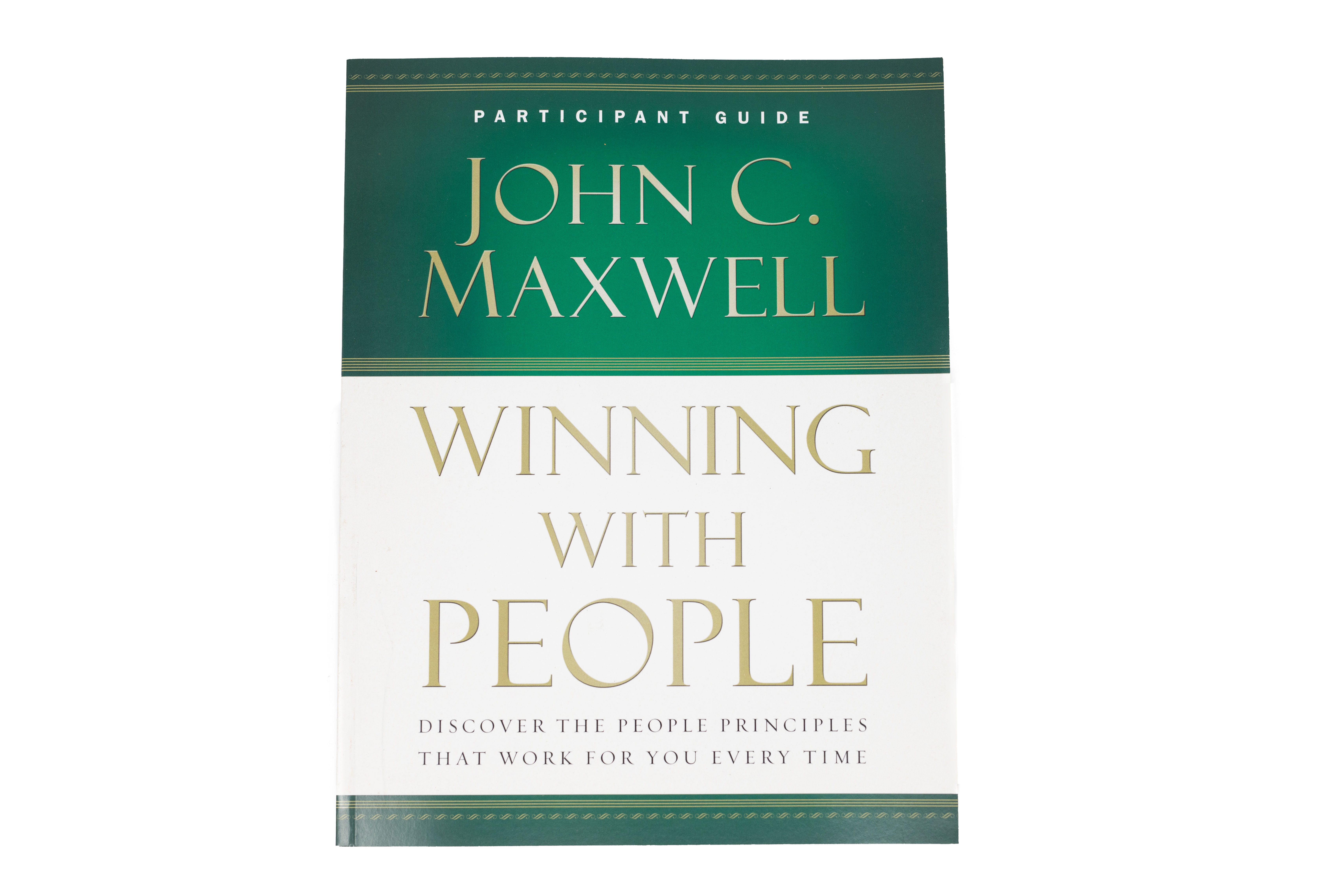 Winning With People Participant Guide