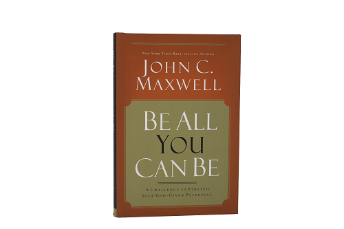 Be All You Can Be [Hardcover]